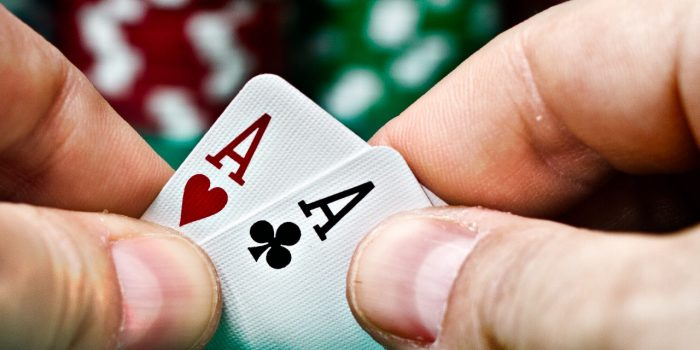 Learn How To Play Texas Hold 'Em In A Vegas Casino
