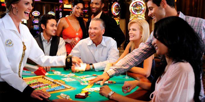 Casino ilmastore