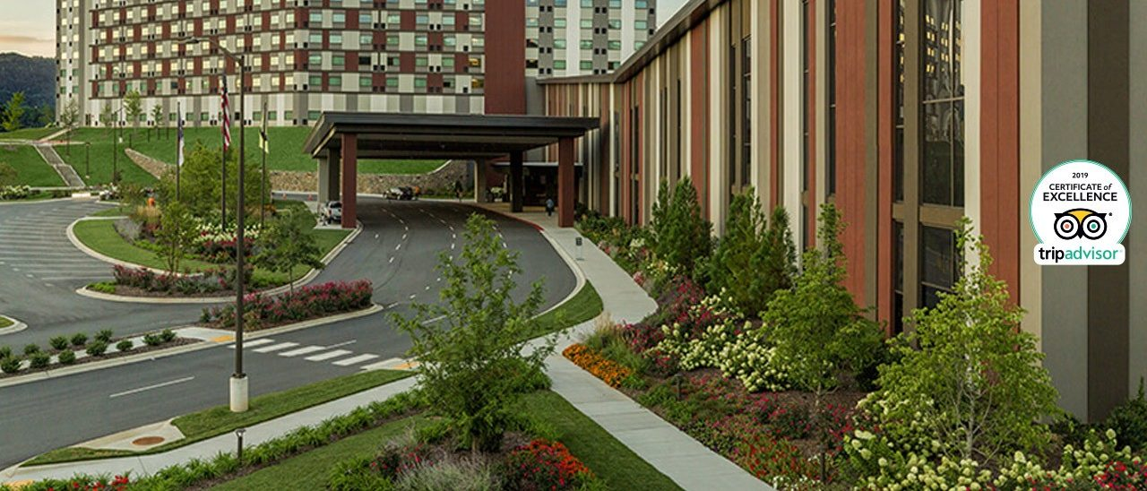 Harrah's Cherokee Valley River Casino & Hotel - Official Site