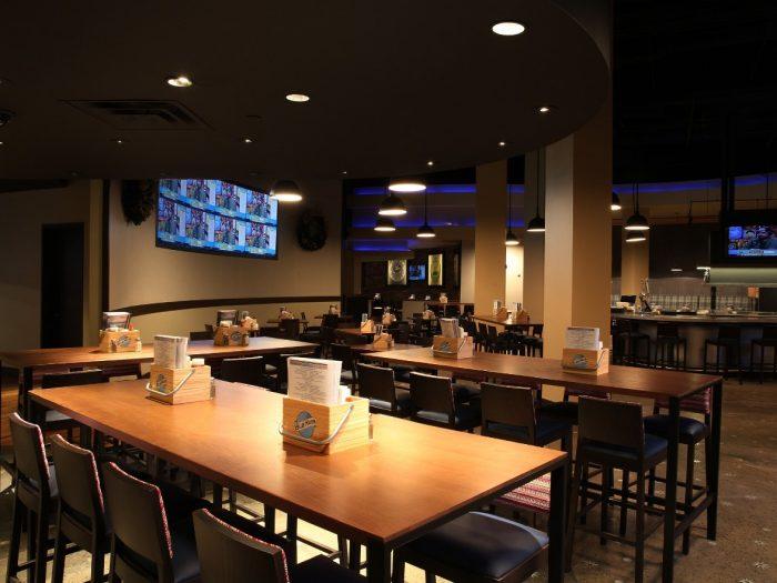 Breakfast Nook At Winning Streaks Inside Harrah S North Kansas City