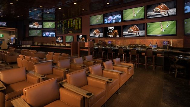 Harrah's Race & Sports Book - Harrah's Vegas Hotel & Casino