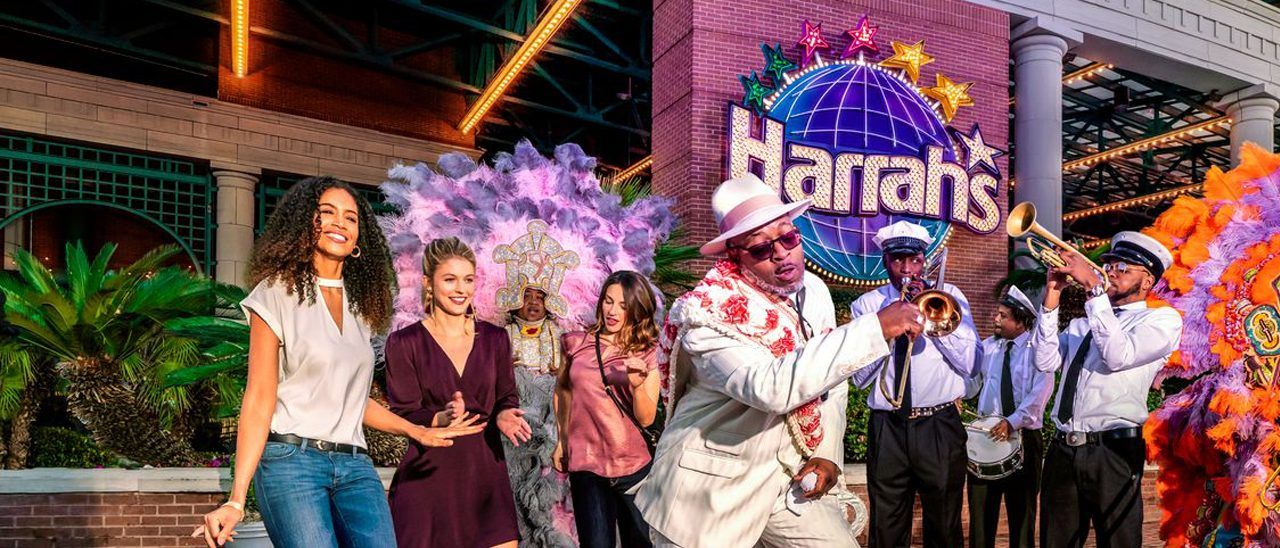 Loyalty Rewards Program >> Harrah's New Orleans Hotel and Casino