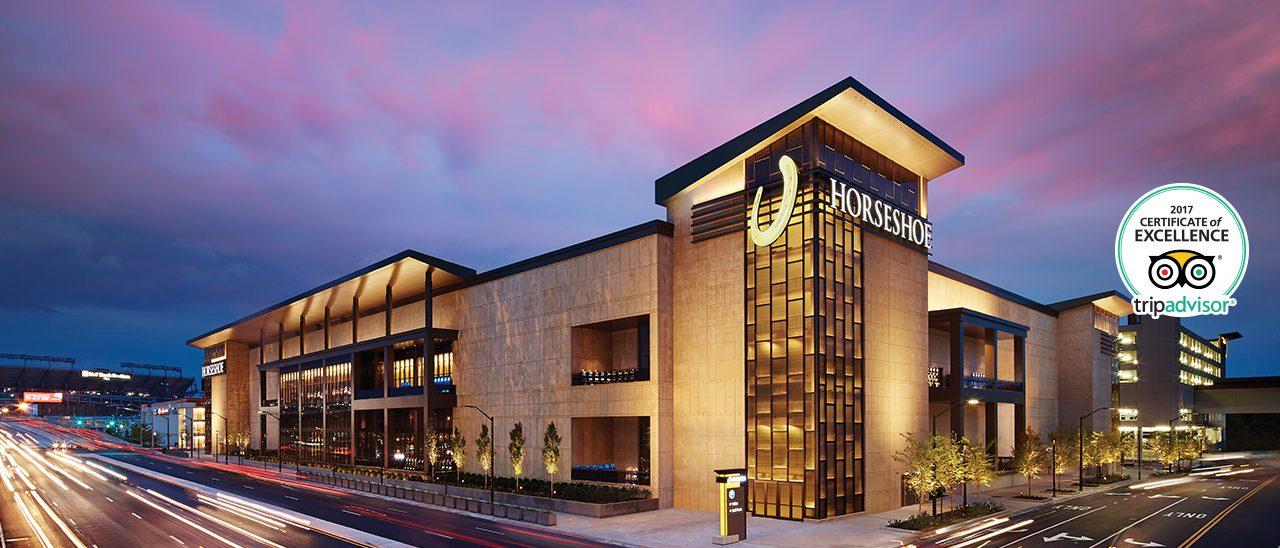 Horseshoe Baltimore Maryland Casino Official Website