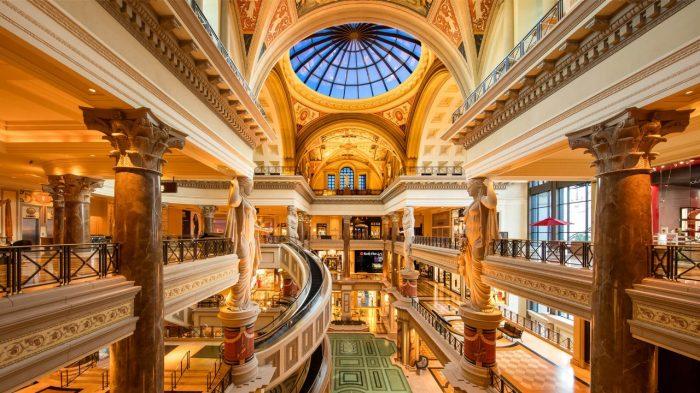 Best Las Vegas Hotels Caesars Total Vegas