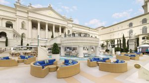 Caesars Palace Las Vegas Fortuna Pool