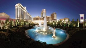 Caesars Las Vegas Property Exterior Hotel 8