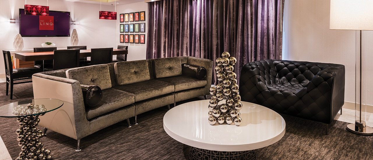 Las Vegas Suites 2 3 Bedrooms Caesars Suites