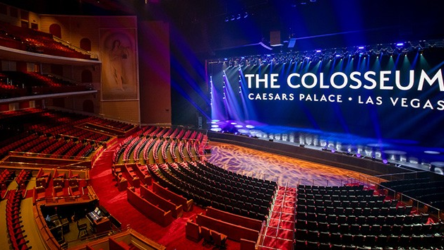 Caesars Palace Las Vegas Meeting And Convention Space