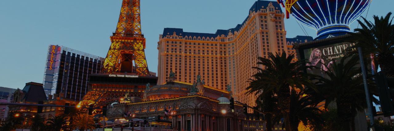 Paris Las Vegas Hotel & Casino - Official Site