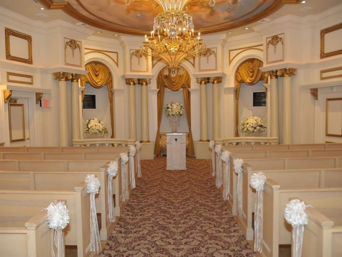 The Chapel At Planet Hollywood Wedding Venue Picture 2 Of 7 Provided By