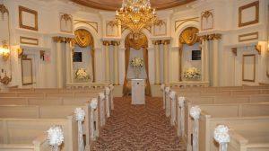 Paris Las Vegas Weddings Chapel 1