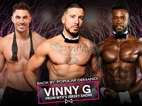 Perfect For Birthdays Bachelorette Parties Or Just A Wild Night Out Chippendales Offers An Interactive Experience Combining The Hottest Guys With