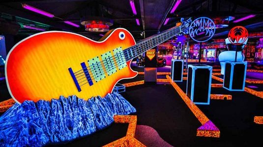 KISS by Monster Mini Golf Las Vegas | Rio All-Suite Hotel & Casino