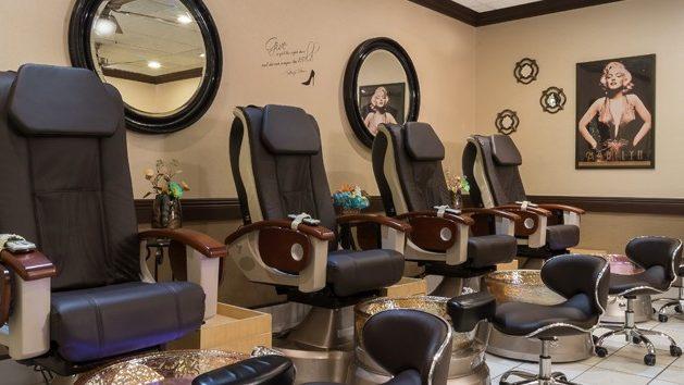 Rio Las Vegas Spa Salon Services Specials