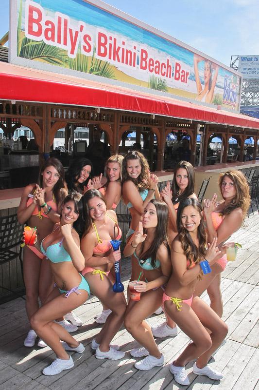Ballys Bikini Beach Bar - Bikini Bar Near Ballys AC