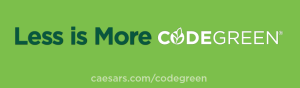 Less is More. CodeGreen