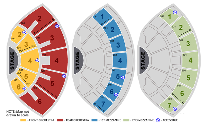 19 Fresh Celine Dion Seating Chart