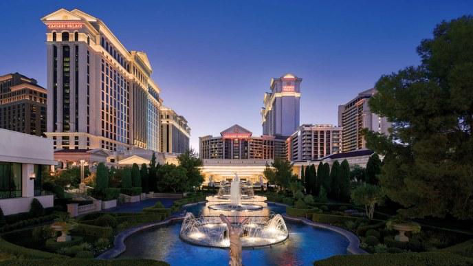 Caesars Hotels Casinos The Best Hotels In Las Vegas Beyond
