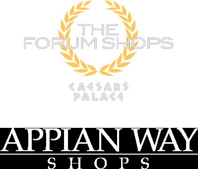 The Forum Shops & Appian Way Shopping | Caesars Palace Las Vegas