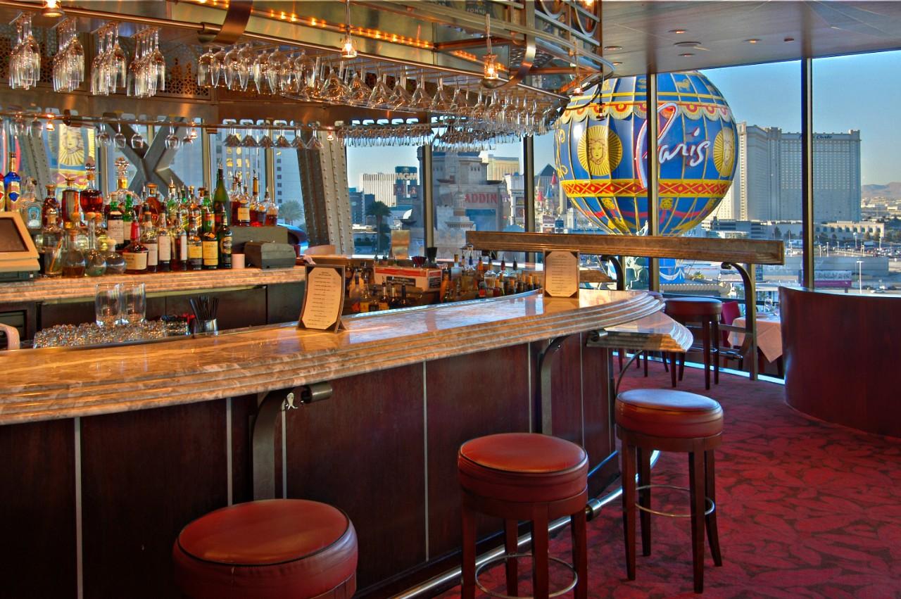Eiffel Tower Restaurant Paris Las Vegas
