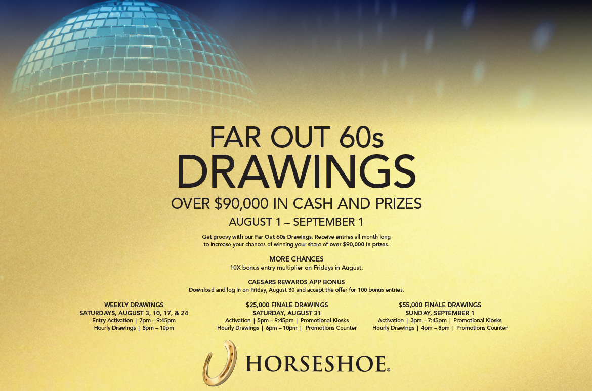 Horseshoe Southern Indiana Casino- Official Site