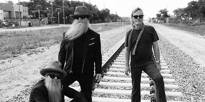 ZZ Top performs at Caesars Atlantic City