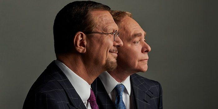 Photo of Penn & Teller