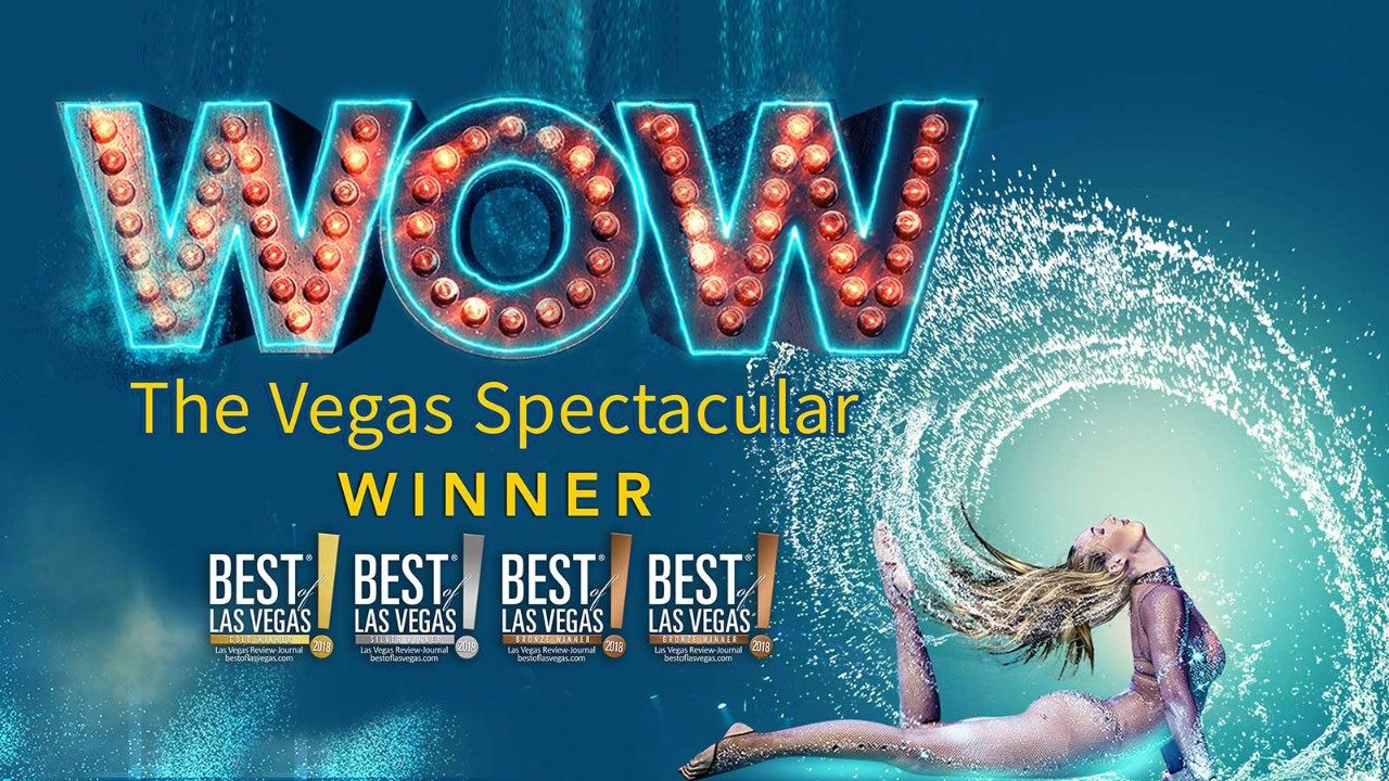 3b21ac9ca WOW - The Vegas Spectacular at Rio Las Vegas