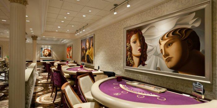 Atlantic City Table Games Baccarat Blackjack More Caesars Ac Hotel Casino
