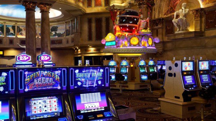 Caesars Casino Slot >> Casino Slots Caesars Palace Las Vegas