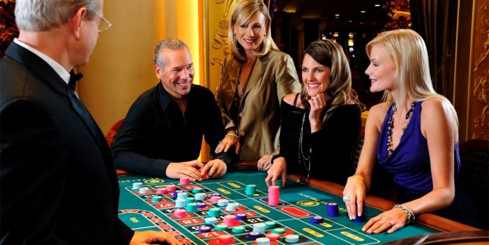 Casino Table Games - Caesars Palace Las Vegas