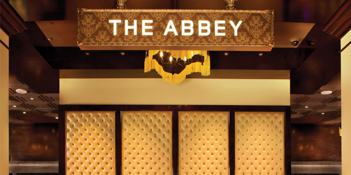 The Abbey Private Gaming Room at Cromwell Las Vegas
