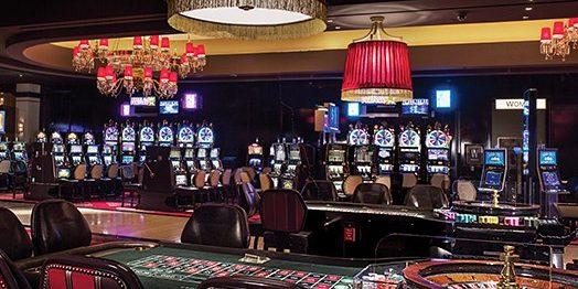 Las Vegas Slots - The Cromwell Casino & Hotel