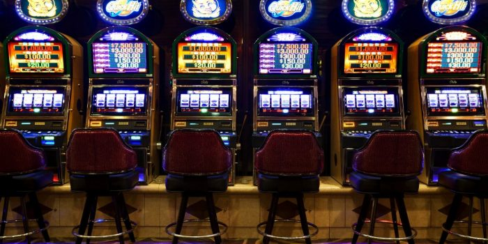 How Many Slot Machines In Vegas
