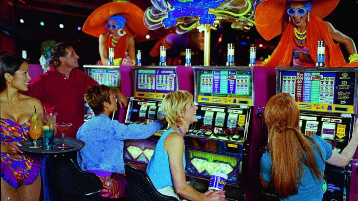 Find the very latest in themed casino slot machines