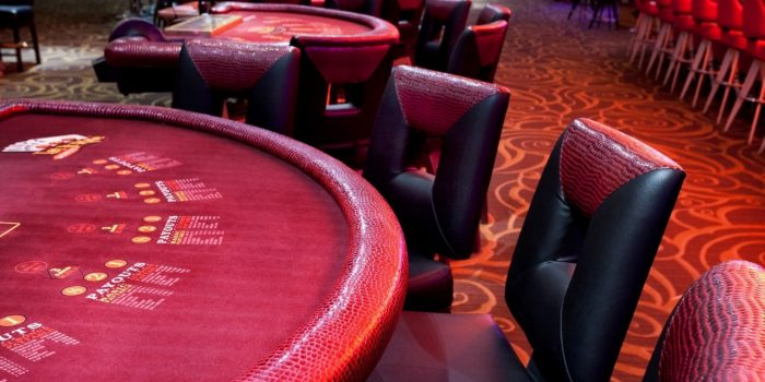 Table Games Located At Flamingo Las Vegas Casino
