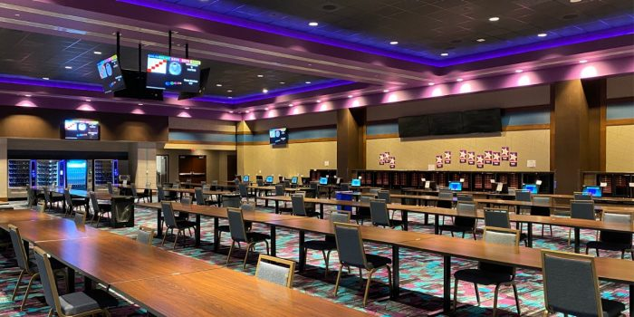 Harrah's Ak Chin Bingo Hall