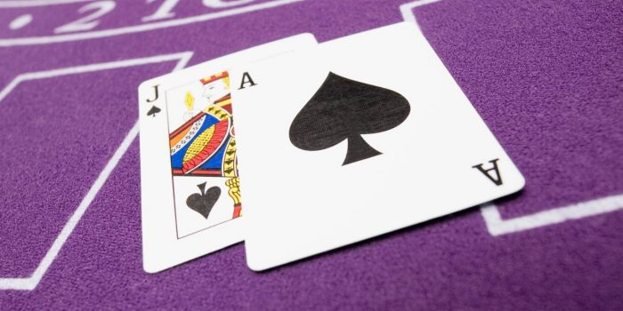Photo Of Playing Cards And Chips