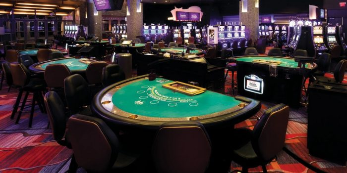 Harrahs Cherokee Gaming Table Games 5