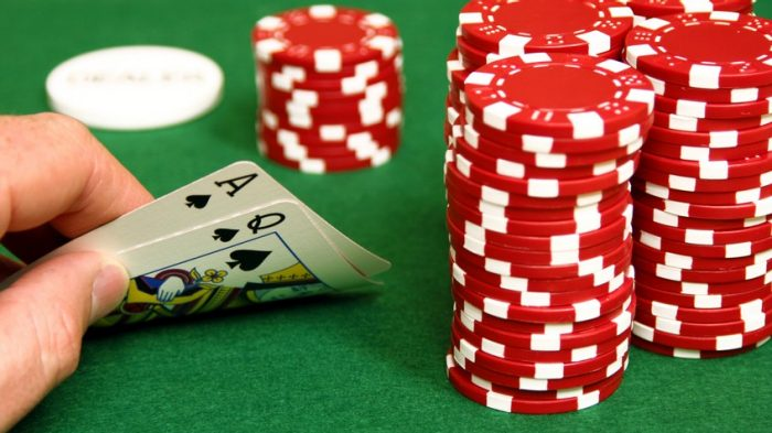Play in our poker tournaments.