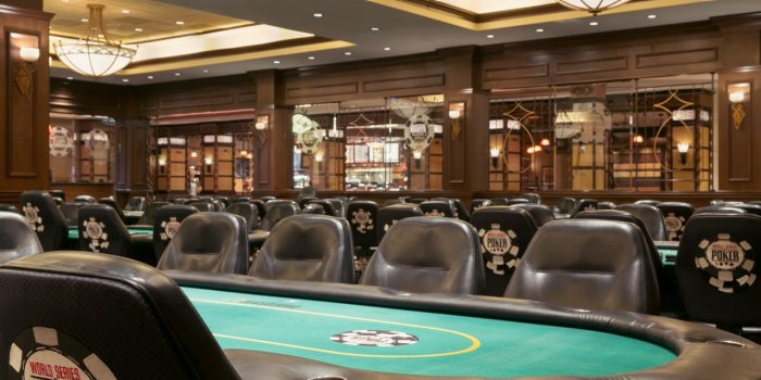 Poker Room At Horseshoe Council Bluffs