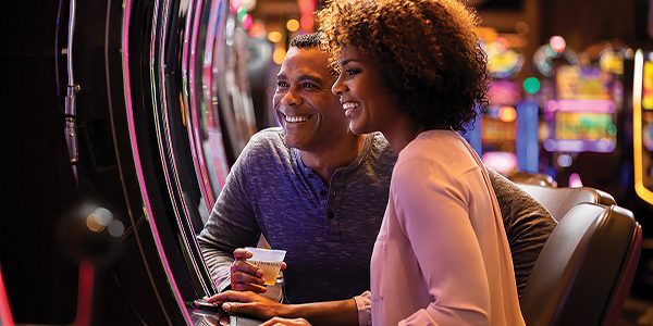 Video Poker & Slots at Horseshoe Baltimore