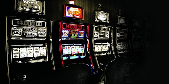 Photo of Gaming Slots