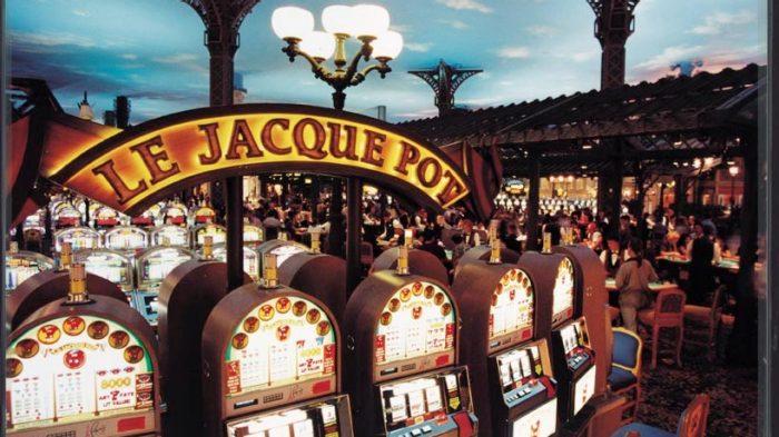 The Most Picturesque Casino Floor In Las Vegas
