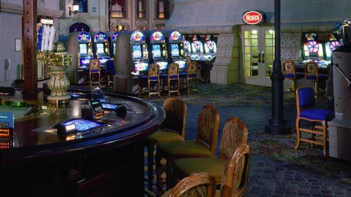 Riviera casino auction