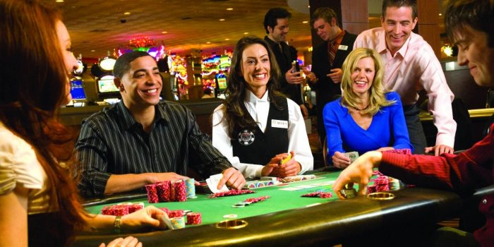 las vegas poker tournaments