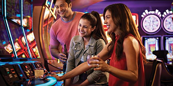 Rio All Suite Hotel & Casino Gaming Slots 4