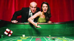 Experience the fast action of craps
