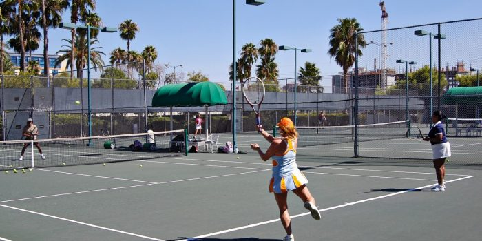 Bally's Las Vegas Property Amenities Tennis 1