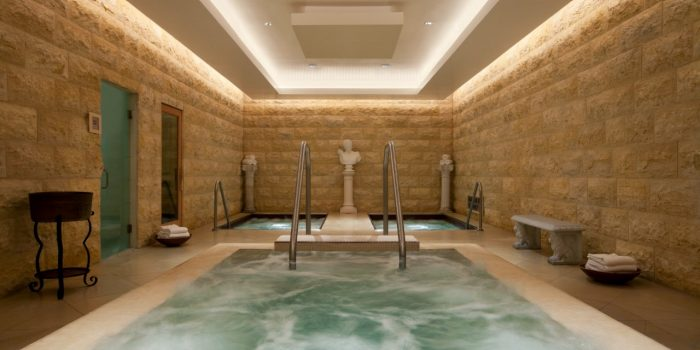 Qua Baths And Spa Caesars Atlantic City